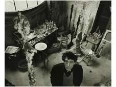 327:  327   Robert Doisneau (1912-1994)  Mario Giacomet