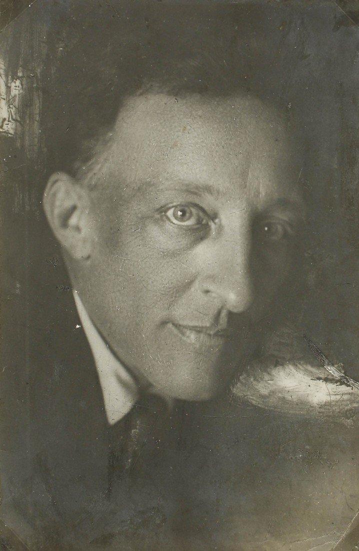 2   Mihail Nappelbaum (1869 -1958)  Alexander Block, 1
