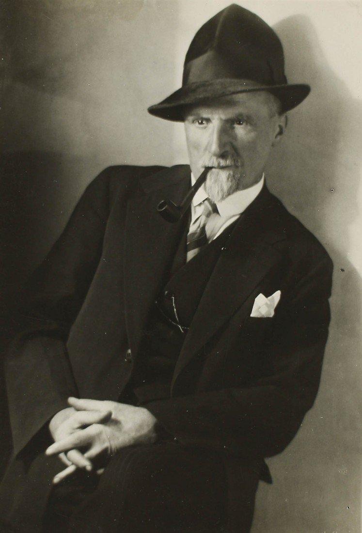 4   Josef Sudek (1896-1976)  S. K. Neumann, c. 1932. G