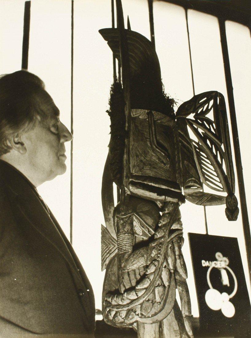 7   Pierre Argillet (1921-2001)  André Breton, 1960. G