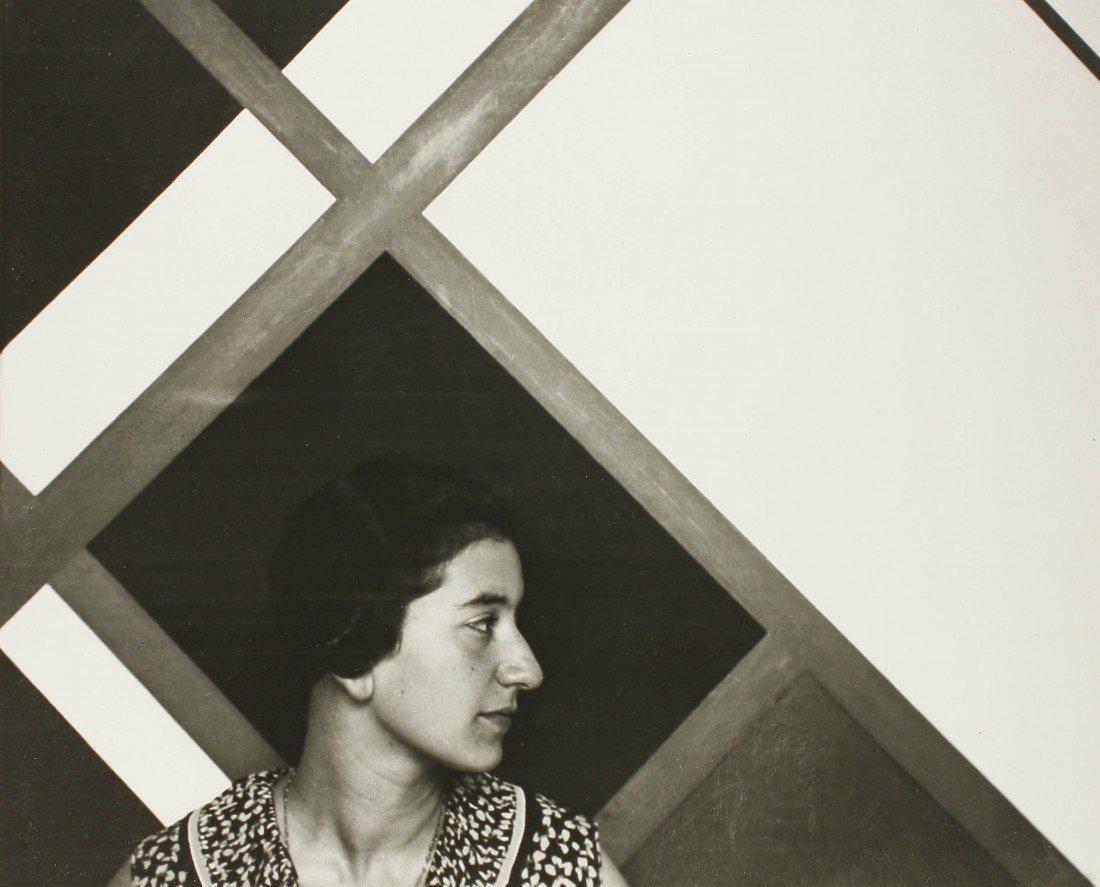 12   Cesar Domela (1900-1992)  Ruth, 1928. Gelatina de