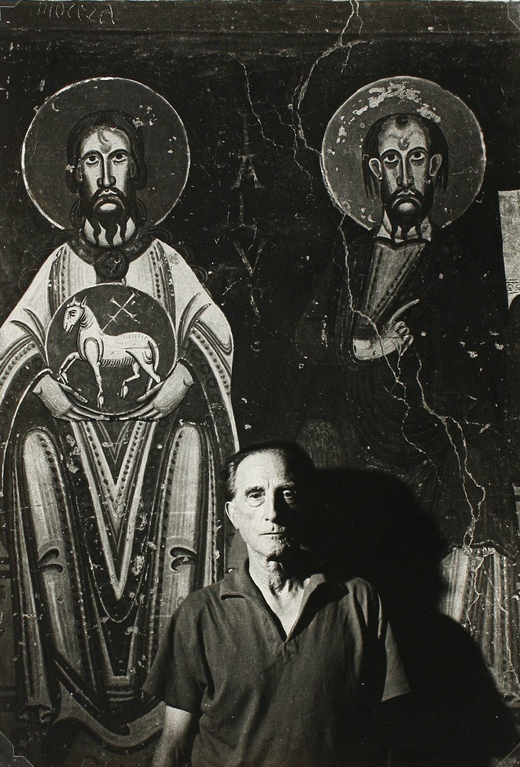 18   Oriol Maspons (1928), Julio Ubiña (1921-1988)  Ma
