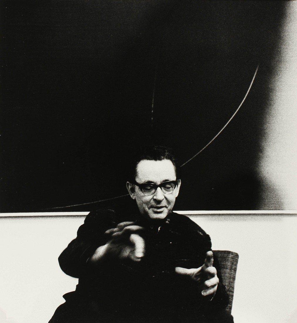 19   Rudolf Dietrich (1936)  Hans Hartung, París, 1962