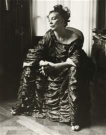 21   Stanford Roth (1906-1962)  Leonore Fini, c. 1953.