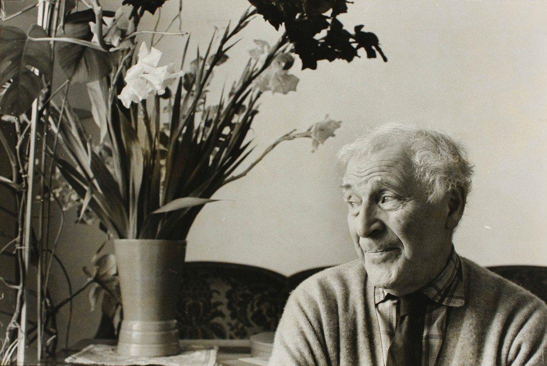 22   Henri Cartier-Bresson (1908-2004)  Marc Chagall,
