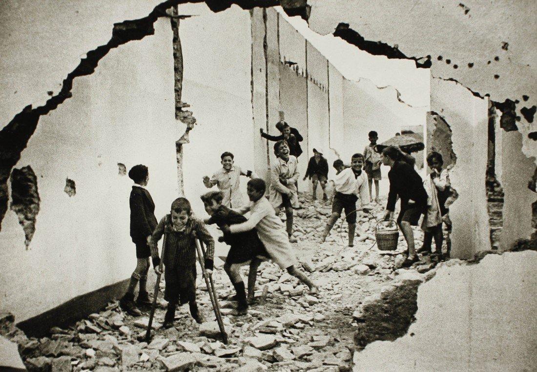 323   Henri Cartier-Bresson (1908-2004)  Children play