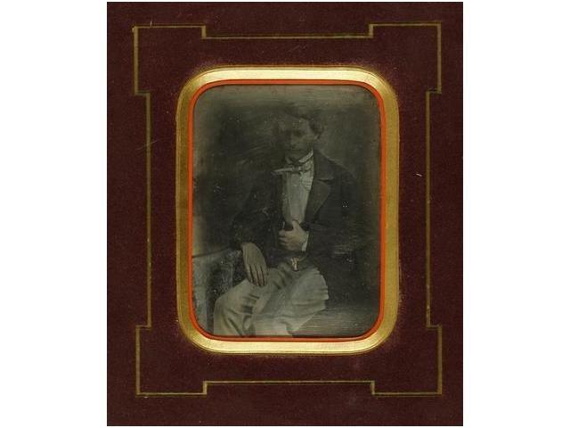 6   Fotógrafo desconocido (XIX)  Charles Francis Green