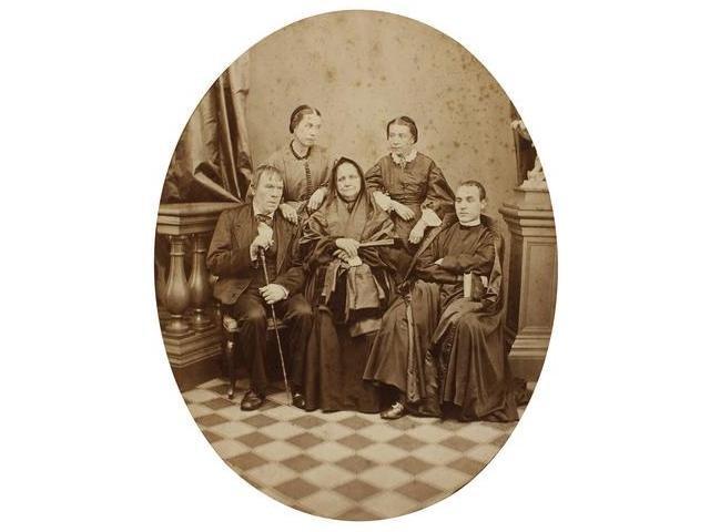 15   Marco Sala (XIX)  Retrato de grupo, Barcelona, 18