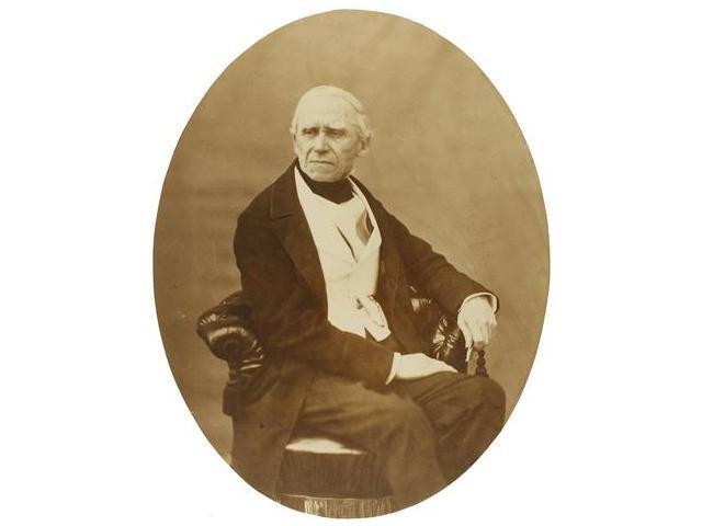 16   José Martínez Sánchez (1808 - 1874)  Retra to de