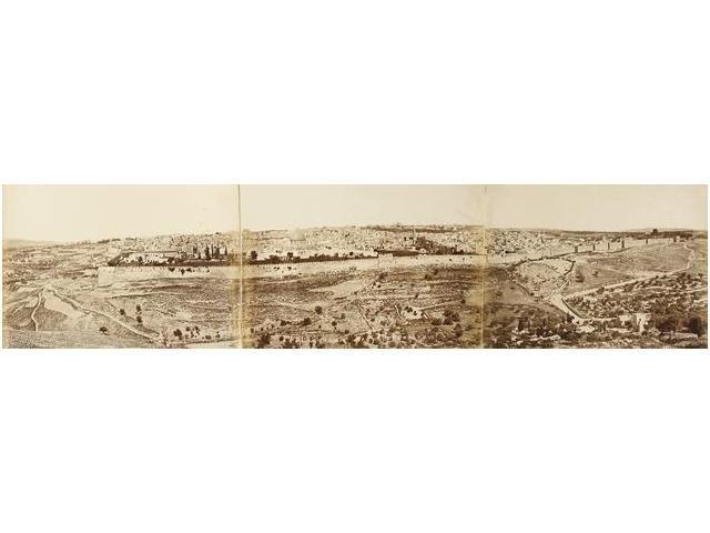 20   Bonfils (XIX)  33 fotografías de Palestina, 2 son