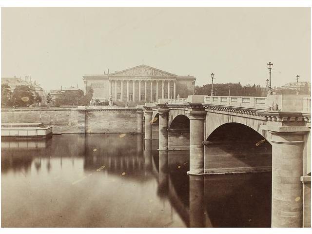 22   Charles Henri Plaut (XIX)  4 vistas de París, 185