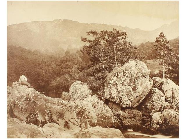 23   Roger Fenton (1819-1869)  Paisaje, c.1857-1860. P