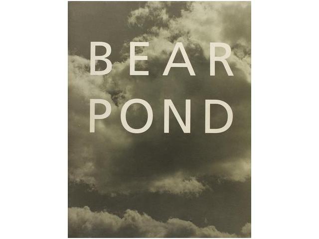 LIBRO:  Bruce Weber .  Bear Pond . Bulfinch Press, Litt