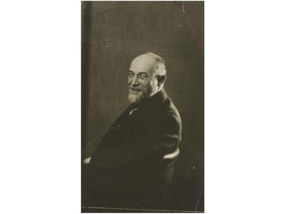 14: Erik Satie., 1921.