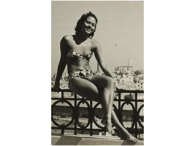 24: Ady en Antibes, Ady in Antibes., 1936.