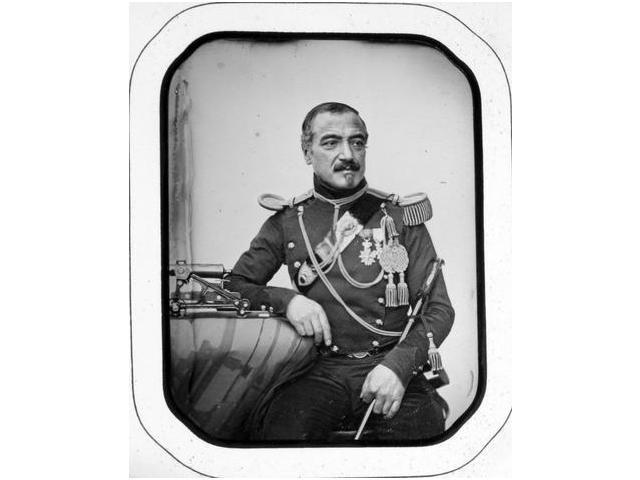 4:  4   Jean-Baptiste Sabatier-Blot (1801-1881)  Artill