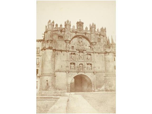 24:  24   Alphonse Delaunay (1827–1906)  Burgos, Puerta