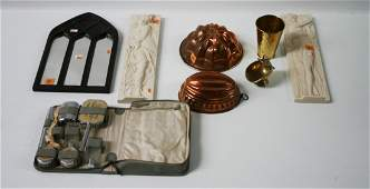 28 A collection of miscellaneous Art Pottery Items co