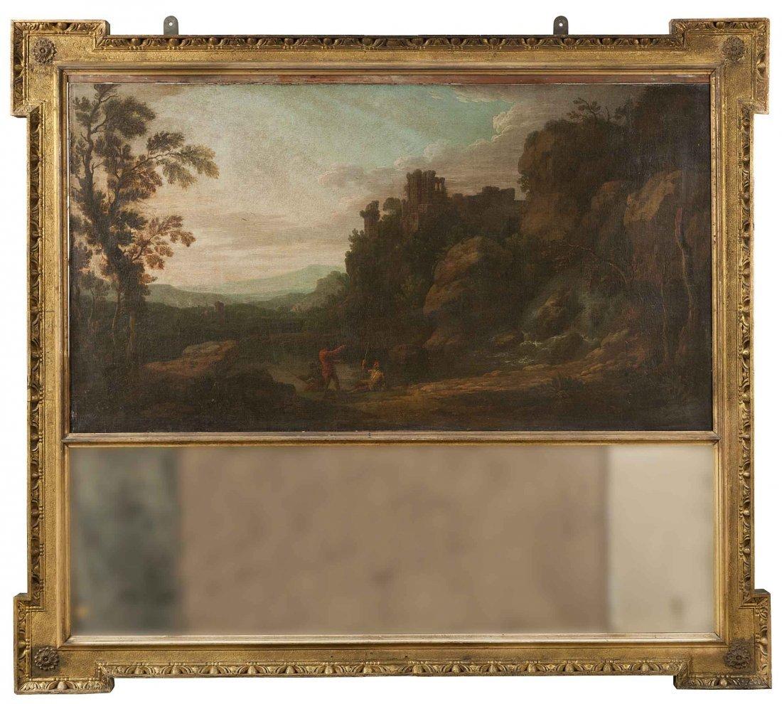 1238: ROBERT CARVER (c.1730-c.1791) Extensive Landscape