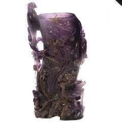 Yang Xin Dian mark - knotted plum blossom ritual vessel