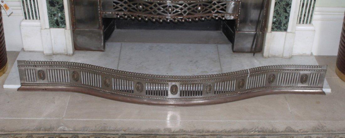 24: A Serpentine Steel Fender,