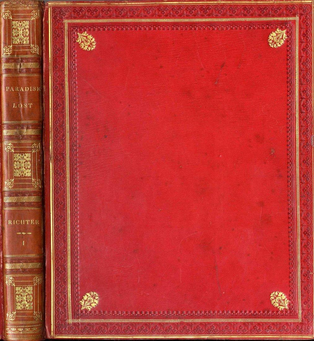 605: Milton (John) Paradise Lost: A Poem in Twelve Book