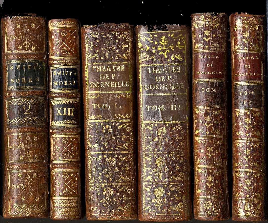 790: Swift (Jonathan) Authors Works, Vols 2 - 15, toget