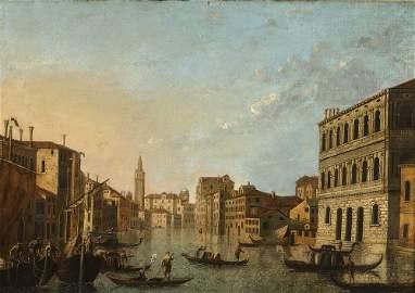 18TH CENTURY ITALIAN SCHOOL  ''Extensive View of the