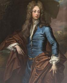ATTRIBUTED TO GODFREY KNELLER (1646-1723), Portrait of