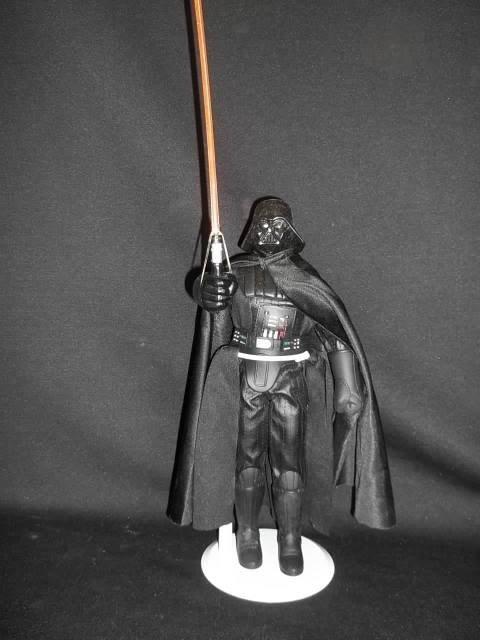 3: 12 IN Star Wars Darth Vader Figure