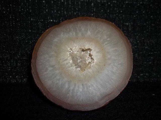 7: Sliced Mineral Specimen