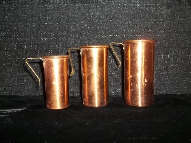145: Copper Measuring Cup