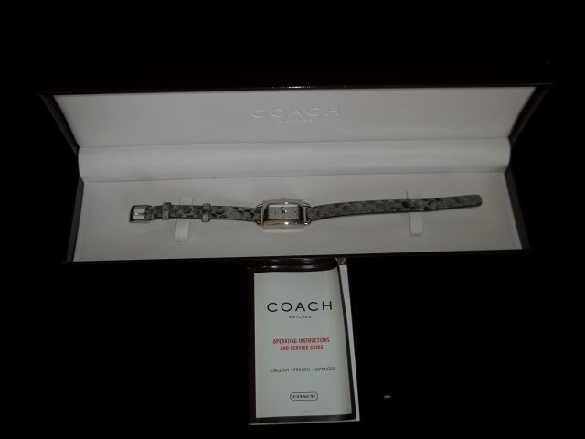 11: Womens Python Coach Watch Authentic