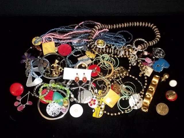 24: Large Costume Jewelry Lot