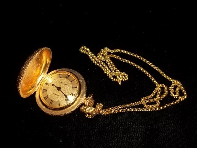 521: Wittnauer Geneva Pocket Watch