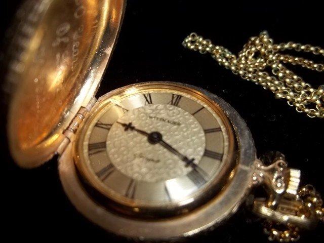 521: Wittnauer Geneva Pocket Watch - 2