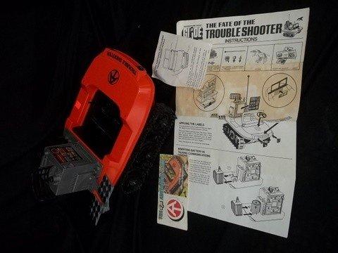 5: 1974 Hasbro GI Joe Adventure Team Trouble Shooter