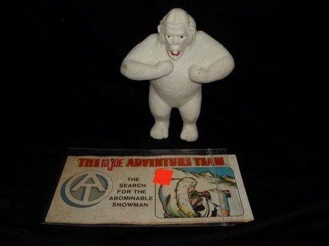 7: 1970 GI Joe Adventure Team Abominable Snowman