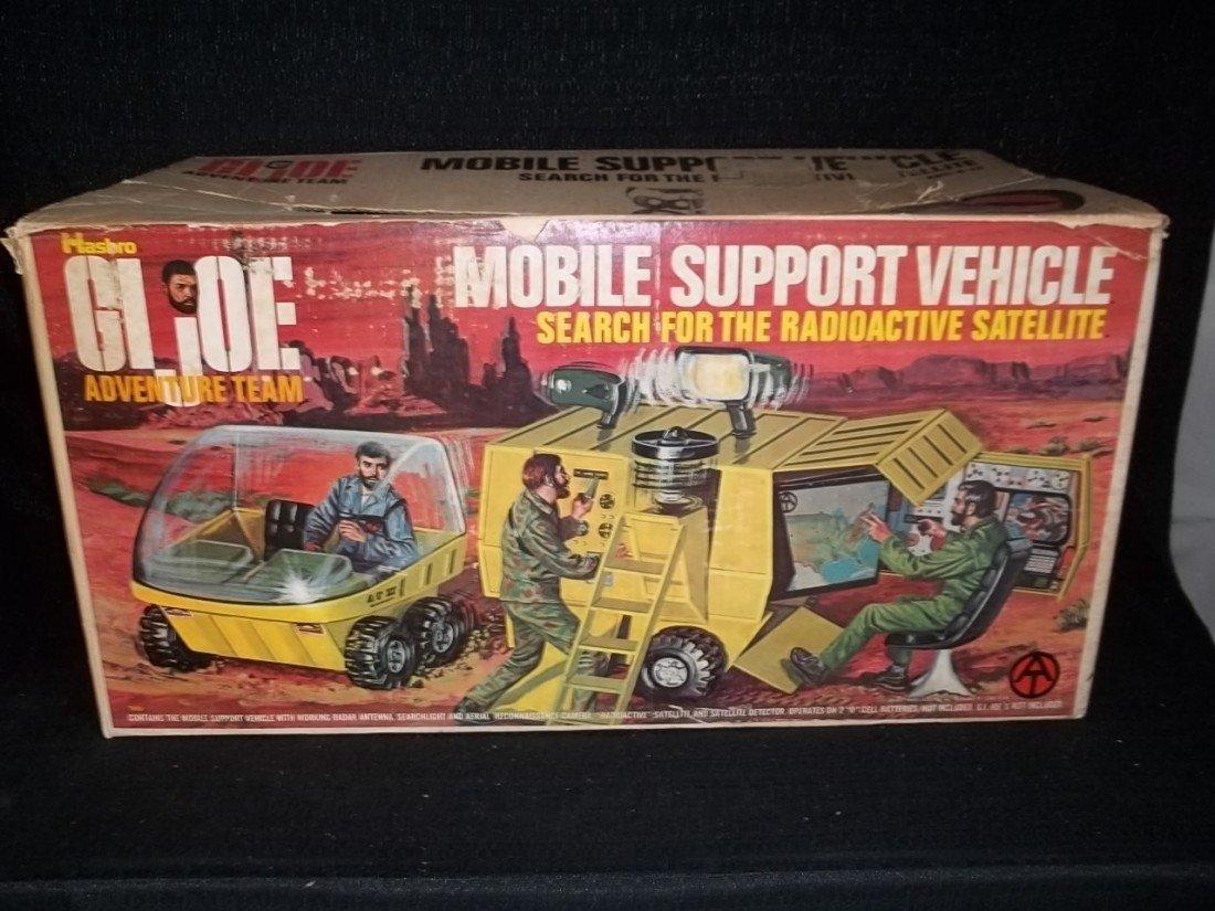 14: 1972 GI Joe Adventure Team Mobile Support Vehicle M