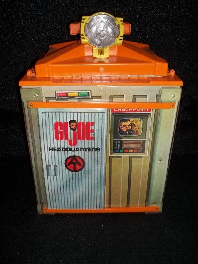 15: 1971 GIJOE Adventure Team Headquarters