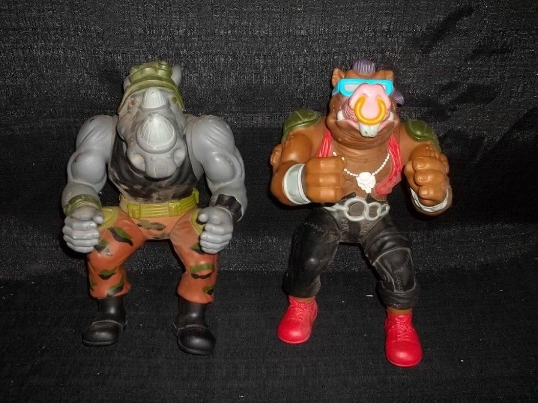 18: Teenage Mutant Ninja Turtles Large Bee-Bop Rockstea