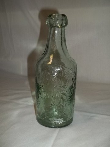 3: A Craven Hulme Indian Liquer Bottle