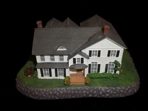 3: Norman Rockwell Miniature House