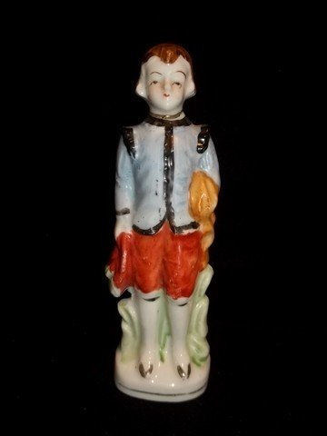 18: Red Letter Occupied Japan Figure