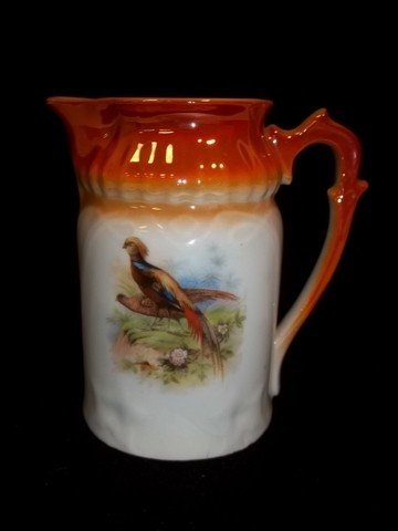 24: RCW Bavaria Pitcher Hand Painted