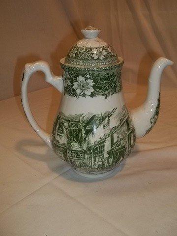 232: Coaching Taverns 1828 Royal Tudor Ware - 4