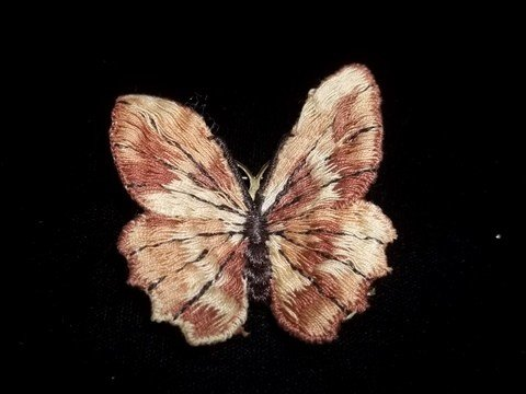 18: Butterfly Brooch