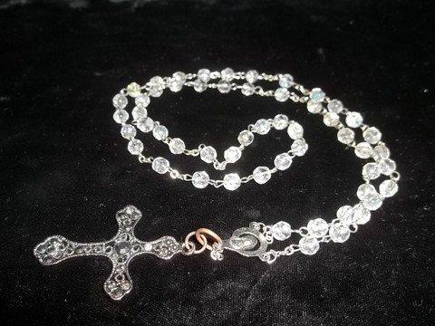 21: Costume Rosary