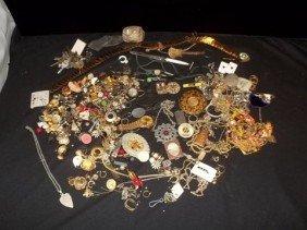 311: Huge Costume Jewelry Lot