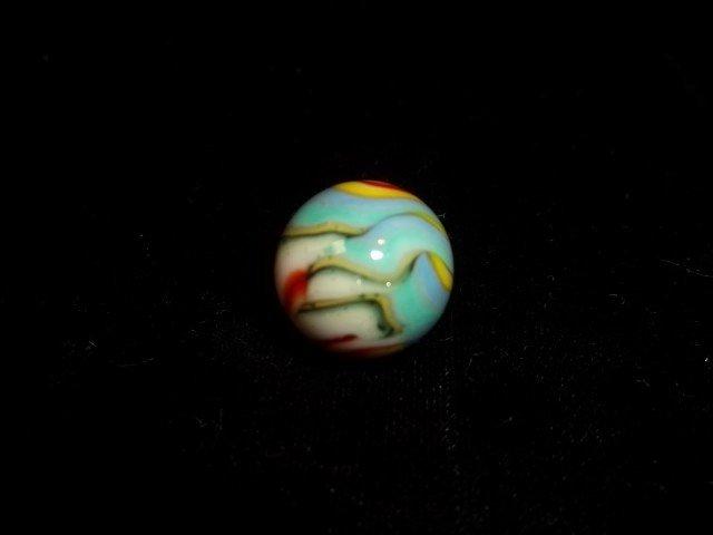 4: Nice swirl marble